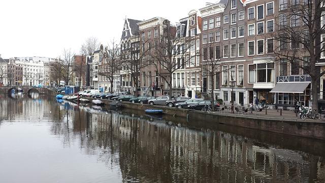Ubytovanie v amsterdame