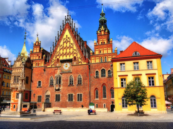Dovolenka v Poľsku